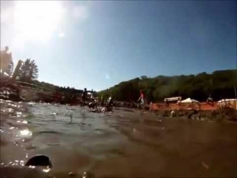 Warrior Dash Obstacle: Muddy Mayhem