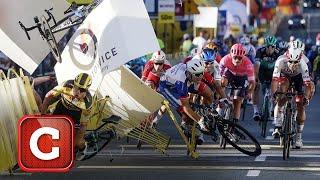 Accidente en Vuelta a Polonia deja a ciclista en coma inducido YouTube Videos