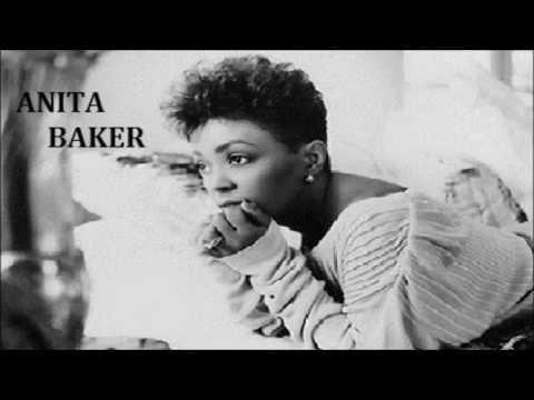 Anita Baker ~  you bring me joy