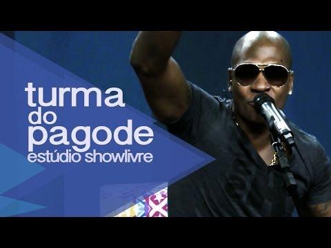 """""""Lancinho"""" - Turma do Pagode no Estúdio Showlivre 2012"""