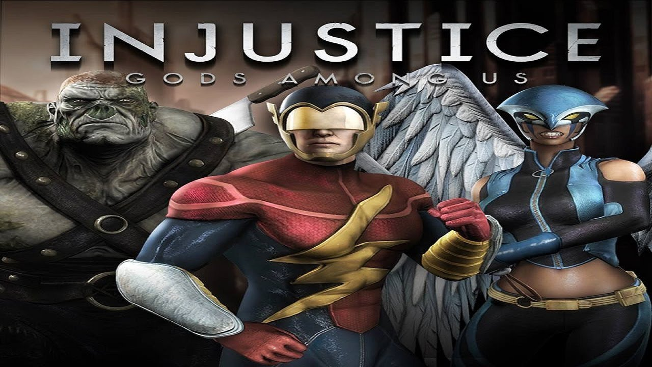 earth 2 flash injustice - photo #18