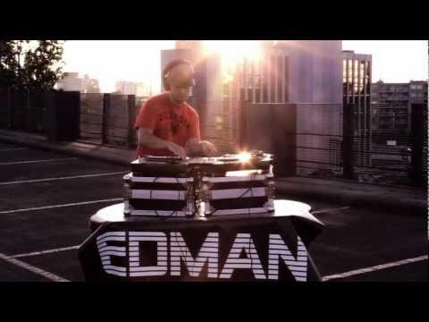 EDMAN - ESSE BEAT É TIPO / OFFICIAL VIDEO (HD)