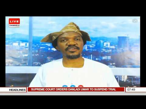 Buhari's Ministers: We Have Experienced People In Critical Sectors – Ariyomo (PT1) 13/11/15