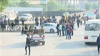 LIVE: Funeral for Soleimani and Al-Muhandis in Baghdad