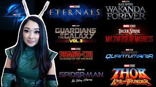 Marvel Studios Celebrates The Movies Reaction | Eternals Teaser Reaction!!!