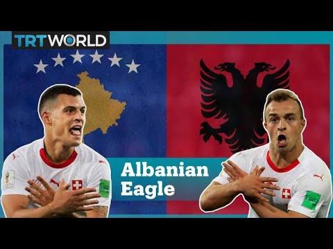 Kosovar and Albanian