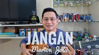MARION JOLA - JANGAN (COVER)