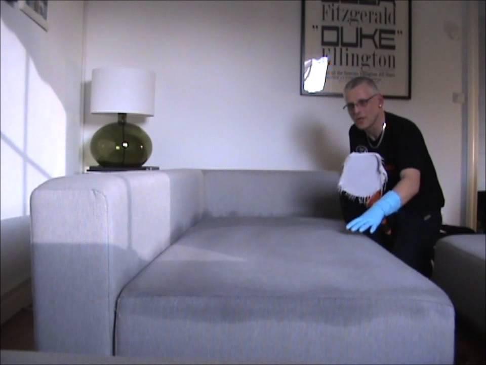Groovy Sofarensning ude hos kunden - YouTube OE-74
