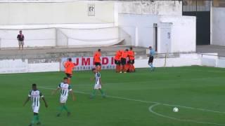 Sanluqueño 2 - Mérida 2 (16-10-16)