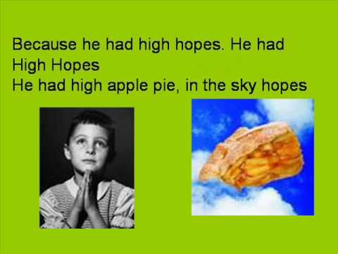 High Hopes Sing-a-Long Sinatra