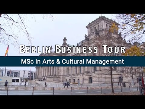 Business Tour in Berlin