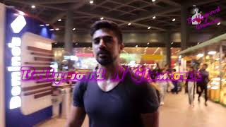 Saqib Saleem SPOTTED At Mumbai International ,