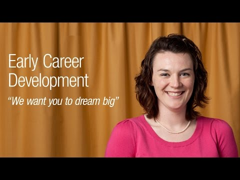 Jacobs Early Career Development: We Want You To Dream Big