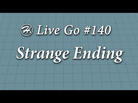 Strange Ending - Haylee's Live Go 140
