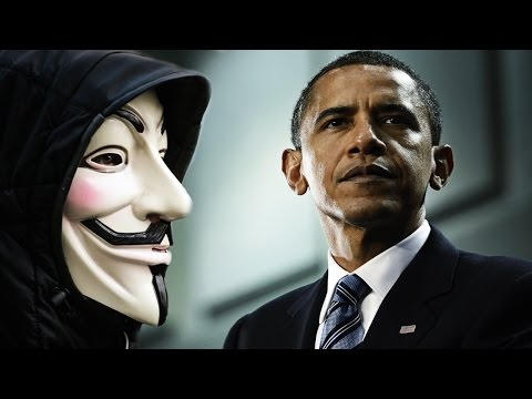 Thumbnail: Anonymous - Obama Flees after DRUG Bust on Lady Michelle...