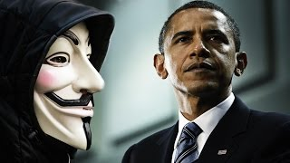 Anonymous - Obama Flees after DRUG Bust on Lady Michelle...