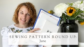 New Sewing Pattern Releases || June 2020 || The Fold Line