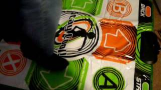 Dance Dance Revolution Universe 2 Unboxing [Xbox 360]