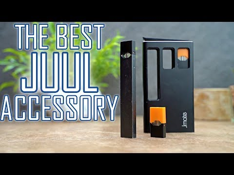 My Favorite JUUL Accessory - JMate JUUL Charger Review