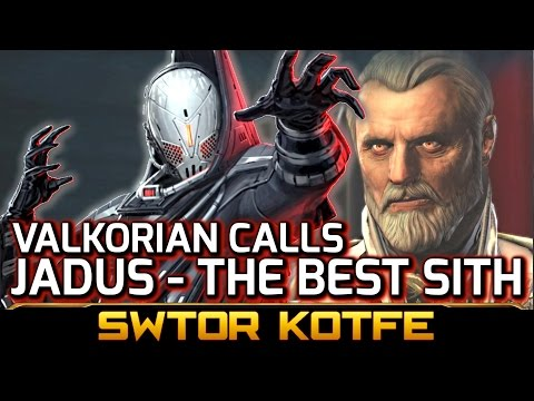 SWTOR KOTFE ► JADUS is The Best Sith, Valkorion's Words (Chapter 2, Knights of the Fallen Empire)