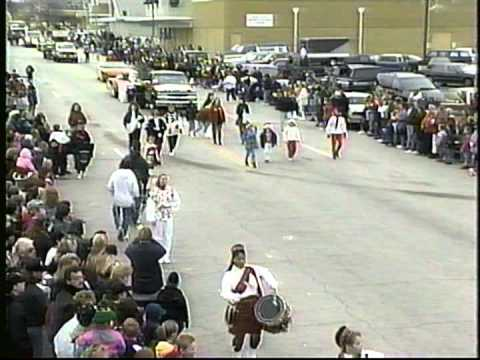 Central High School Kilties {and Alumni} at the 1996 Springfield ...