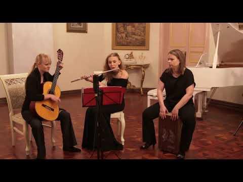 "Erik Imre Nagy ""Hungarian Folk Song Fantasie"" by Bon Voyage  Project"
