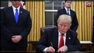 Trump Just Signed MAJOR Executive Order Overnight That Has Libs SCREAMING Mad! TOO BAD!