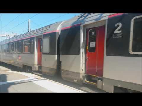 Train Intercité Clermont-fd- Paris De 16h26 Le 16/07/2017