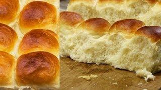 Eggless Ladi Pav Bread Buns Recipe - Feather Soft | Pav Bhaji, Vada Pav, Dabeli.. Eggless Baking