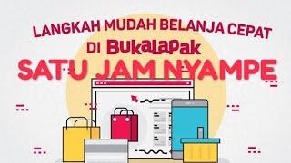 #bukalapak#belanja  carabelanja online di bukalapak(dari order sampe unbox barang nya  cuma 1 jam)