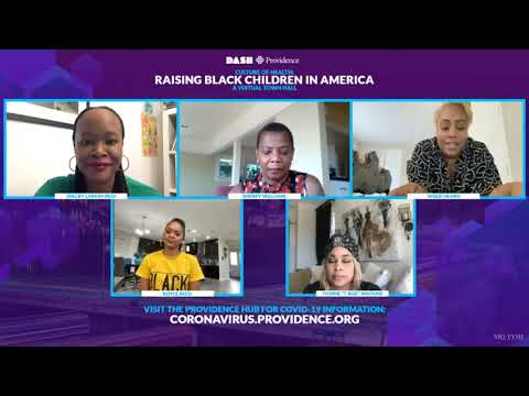 Raising Black Children in America: A Virtual Town Hall