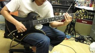 Bc Rich Mockingbird Pro X Guitar Drive Sound