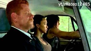 "The Walking Dead - Who said ""Help""? GLENN DID! PROOF HE"