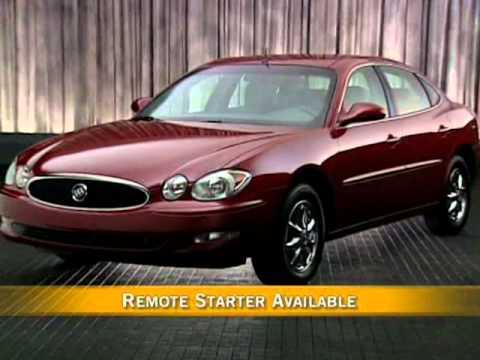 Buick LaCrosse (2005) Competitive Comparisons
