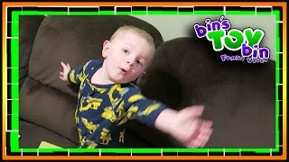 Potty Milestones and Balto Movie Review! 1.13.2017 | Bins Toy Bin Daily Vlogs
