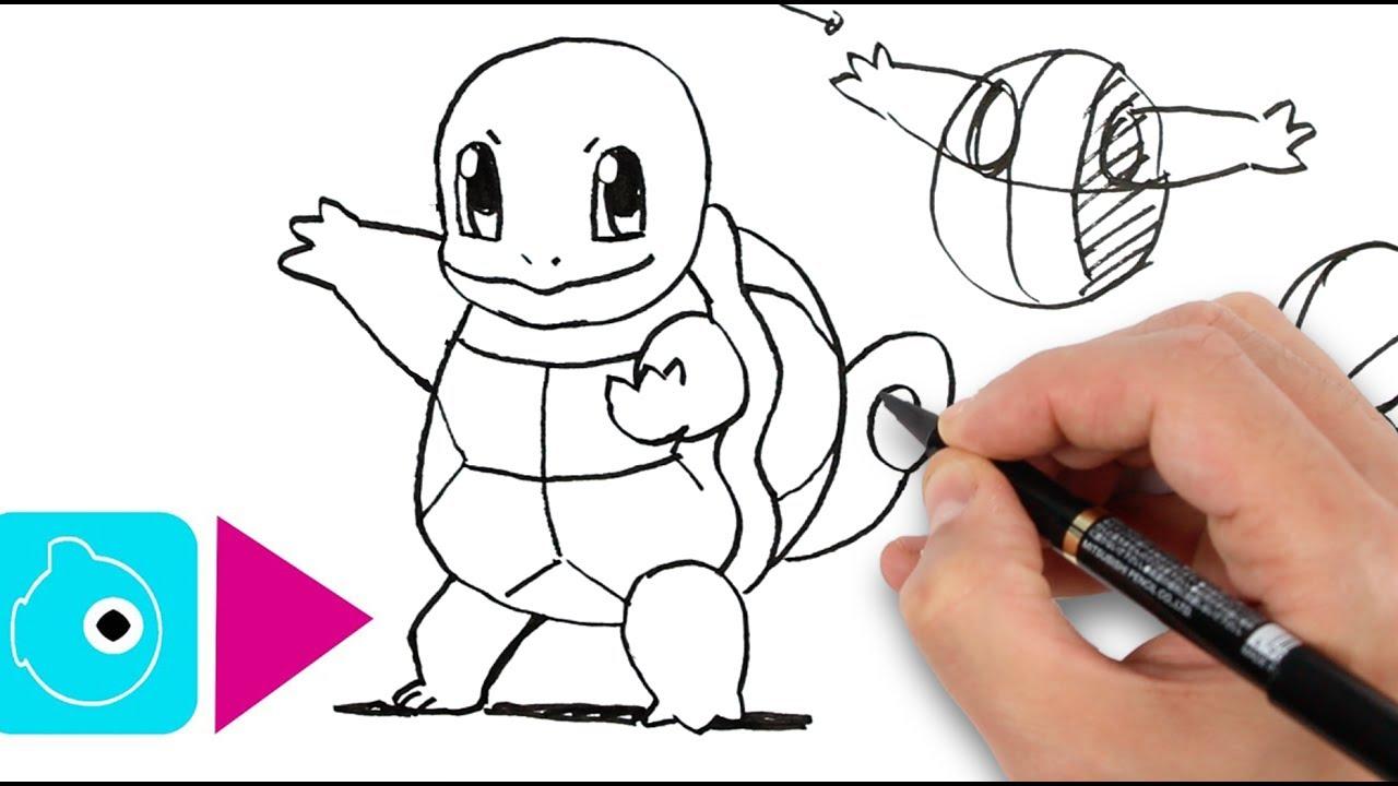 3 Dessins Faciles à Faire Pokemon 1 Des Astuces Pour Devenir Un Pro Du Dessin