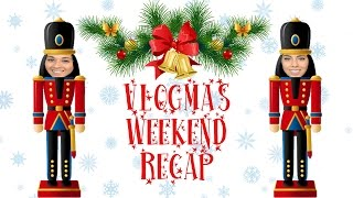 Vlogmas Weekend Recap | The Fashion Citizen Thumbnail