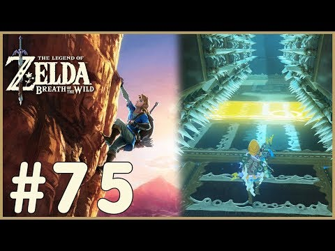 Zelda: Breath Of The Wild - Hardest Shrine! (75)