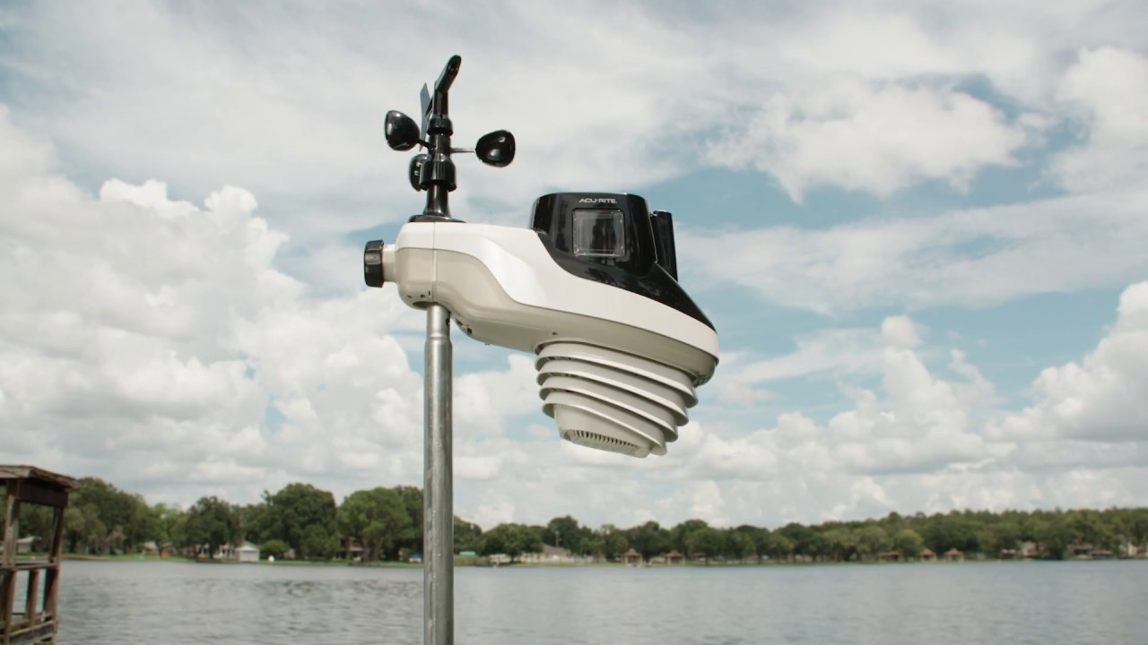 AcuRite Atlas Weather Station 2019 Let's take a peek at it