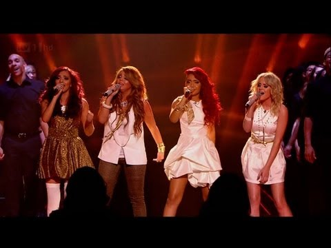 Little Mix sing Cannonball - The X Factor 2011 Live Final - itv.com/xfactor