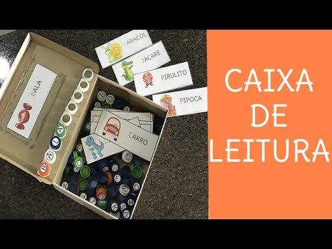 411fa8359f2 CAIXA DE LEITURA - YouTube