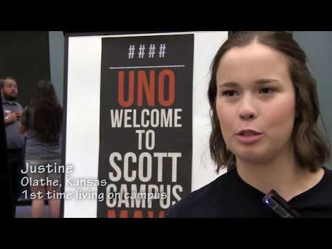 UNO - Housing - Scott Campus