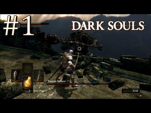 """Quote, Unquote """"Jarrod's Bragging"""": Dark Souls- Part 1"""