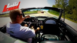 Test Driving 1967 Chevrolet Corvette 427 Big-block 4 Spd Convertible