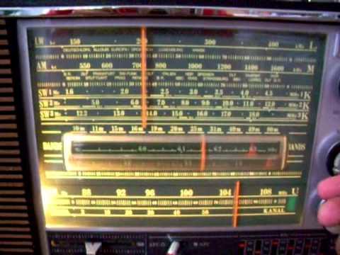 RADIO NORDMENDE GALAXY MESA 9000