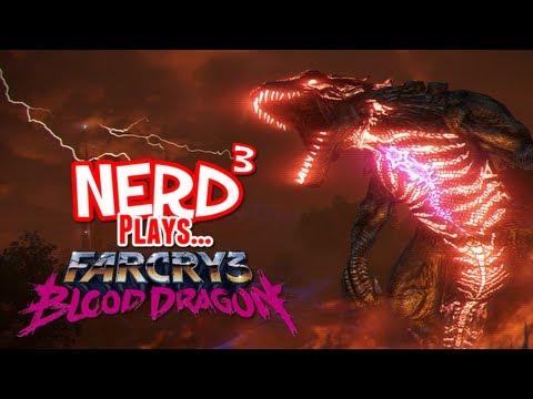 Nerd³ Plays... Far Cry 3: Blood Dragon