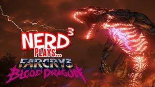 видео Far Cry 3: Blood Dragon (2013) Рабочий Repack скачать через торрент