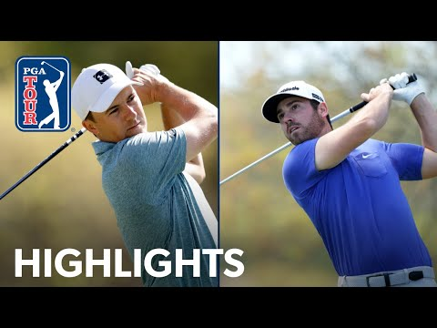 Highlights | Jordan Spieth vs. Matthew Wolff | WGC-Dell Match Play | 2021
