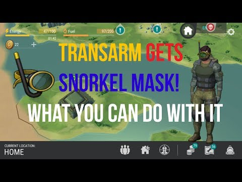 WHAT YOU CAN DO WITH SNORKEL | LAST DAY ON EARTH: SURVIVAL
