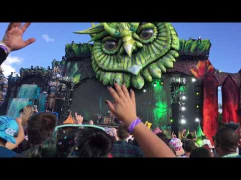 Dash Berlin  ft. ID - Coming Home 2016 EDCNY